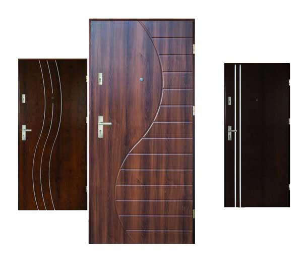 Drzwi do mieszkania