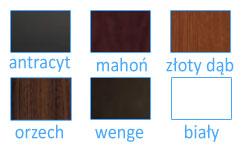 kolory drzwi stalowych